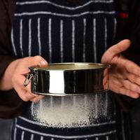 Setaccio da cucina a rete - Filtri in acciaio inossidabile premium a maglia fine