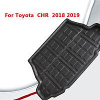 Cargo Boot Liner Tray Rear Trunk Floor Mat Carpet For Toyota C-HR CHR 2018 2019