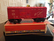 Lionel #6014 - SL/SF Frisco Box Car