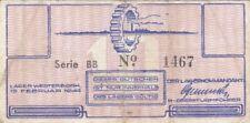 Westerbork 10 cent 1944 / 123