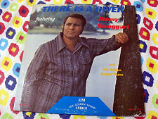 JIMMY SWAGGART GOSPEL LP..THERE IS A RIVER.....PIANO..VOCAL..GREAT STUFF..NEAR M