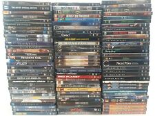 Science Fiction & Fantasy Dvds Sci-Fi & Superhero Movies *You Pick* *Read*