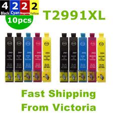 10x Generic ink cartridges 29 29XL T29 XL T2991 For Epson XP235 332 335 432 435