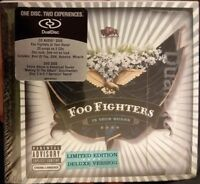 In Your Honor Limited Edition Deluxe Version Foo Fighters CD 2-Disc Set SEALED