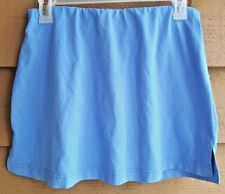 LILY'S Of BEVERLY HILLS WOMEN'S BLUE ATHLETIC SKORT TENNIS GOLF GYM SIZE SMALL