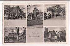 Beedenbostel Celle 1956  Geschäftshaus  Smid   Schule Mühle !!