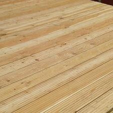 Terrassendielen sibirische Lärche 27x145mm Terrassenholz I-Wahl Länge 2,7m 3m 4m