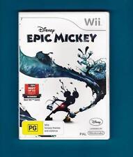 Disney: Epic Mickey - Nintendo Wii