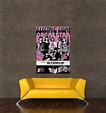 POSTER PRINT MUSIC CONCERT ADVERT ELO ELECTRIC LIGHT ORCHESTRA LYNN 1973 SEB074