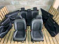 VOLKSWAGEN GOLF MK7 Alcantare Complete Interior Seats and door cards 13 - 19