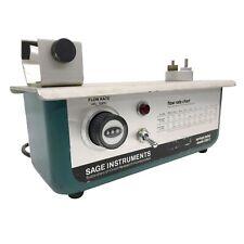 Orion Sage Instruments 255 2 Syringe Infusion Pump Flow Rate 4 104