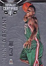 Johnny O'Bryant,(Rookie)  2014-15 Totally Certified Basketball Sammelkarte, #170
