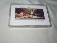 TWO NICE GIRLS 2 Nice Girls (1989) CASSETTE TAPE Rough Trade Alternative Rock