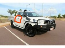 Toyota Hilux Revo Pair Outside And Interrior Chrome Doors Handle For Smart Cab