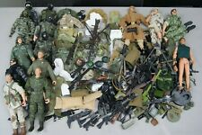 """12"""" Military Action Figures GI JOE  21st Century Toys Formative Int HUGE LOT"""