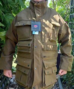 Mens shooting jacket large