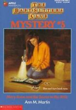 The Baby-Sitters Club Mystery: Mary Anne and the Secret in the Attic No. 5 BOOKS