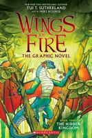 Wings of Fire 3 : The Hidden Kingdom, Paperback by Sutherland, Tui; Deutsch, ...