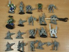SMALL COLLECTION OF MOSTLY GORKAMORKA ORKS PART PAINTED (351)