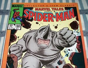 The Amazing Spider-Man #41 Reprint in Marvel Tales #180 from Oct. 1985 in VF