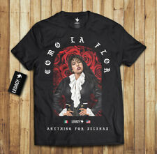 Como La Flor T-Shirt 100% Cotton limited edition free shipping