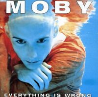Moby - Everything Is Wrong [New CD]