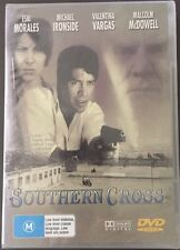 Southern Cross DVD Action Drama Thriller Christian Svensson Malcolm McDowell