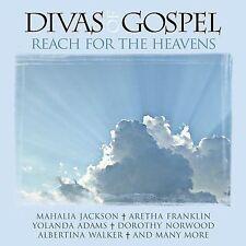 Divas of Gospel: Reach for the Heavens 2007 by Divas of Gospel-Reach  Ex-library