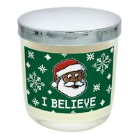Scented Christmas Candles Merry Christmas Cozy Country Christmas Home Jar Candle Ebay