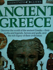 ANCIENT GREECE Dorling Kindersley by Anne Pearson CLASSICS ISBN 9780863189098