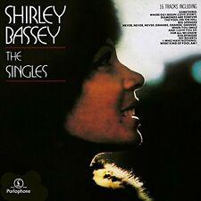 Shirley Bassey Singles (16 tracks, 1988, mfp/EMI) [CD]