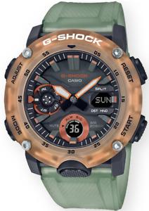 Casio G-Shock Hidden Coast GA2000HC-3A Digital-Analog Carbon Core Guard 2021