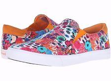 Gola Delta Liberty pour femme UK 4 multicolore floral Slip On Baskets Baskets
