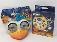 Disney Miles From Tomorrowland Merc Binoculars & Bonus 48 Sticker Pack