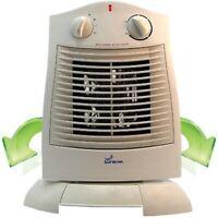 ** Fire 2000 ** termoventilatore / caldo bagno girevole 2000W by Suprema
