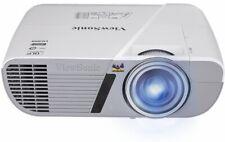 ViewSonic PJD6352LS DLP Projector Portable 3500 ANSI Short-Throw HD HDMI bundle