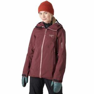 Arc'teryx Sentinel AR Jacket - Gore-Tex Ski - Dark Inertia Purple Women's Medium