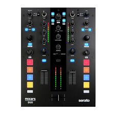 OPEN BOX - MIXARS DUO MKII - 2 CHANNEL OFFICIAL SERATO DJ BATTLE MIXER Auth DLR