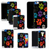 art case cover for All popular Mobile Phones - paw silicone