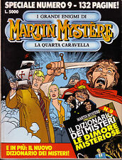 Martin Mystere Speciale 9 - La quarta caravella -  Ed. Bonelli