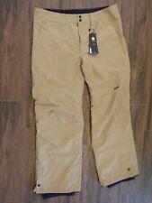 O'Neill Hyperdry Snow Outerwear Men's Snow Pants - Size XL - Tan - 0016