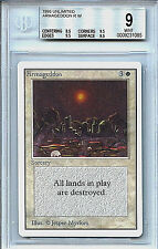 MTG Unlimited Armageddon Magic WOTC BGS 9.0 (9) NM/MT+ Card 1085