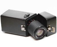 "Vivitar Series 1 Hard Lens Case 7"" For Canon Nikon Tamron Olympus Minolta Lenses"