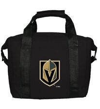 NHL Las Vegas Golden Knights Cooler Bag - Insulated Box Tote 12-Pack Cooler