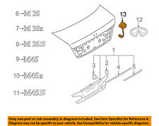 Infiniti NISSAN OEM 06-07 M35 Rear View-Backup Back Up Camera 28442EG01A