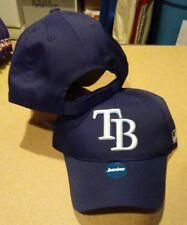 New Junior Twill MLB Tampa Bay Devil Rays Cap Hat -PMJS