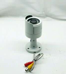 Samsung SDC89440BF Security Metal Camera, White