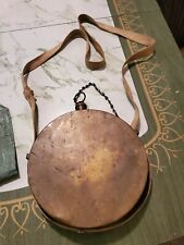 Reproduction Civil War Era Canteen Stamped Pcw