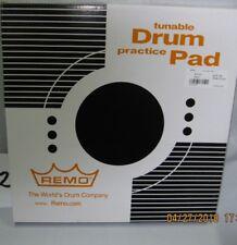 remo practice pad drum practice pad 6 inch practice pad rt000100 10 inch pad