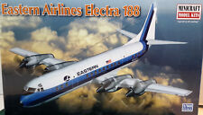 1/144 Scale Minicraft Models 'Eastern Airlines Electra 188' Kit #14661